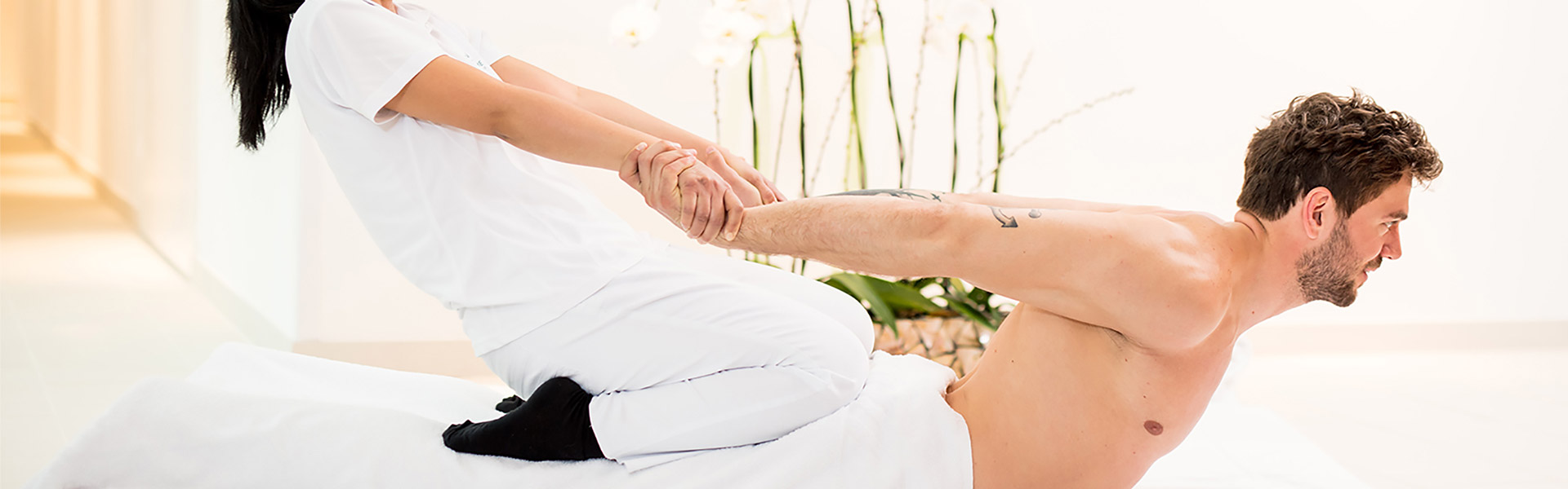 Corso di Massaggio Thailandese Base